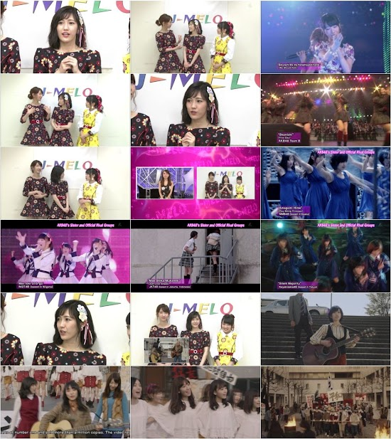(TV-Music)(720p) AKB48 Part – J-MELO 160625