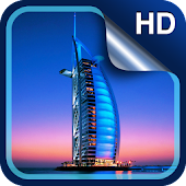 Nights in Dubai Live Wallpaper