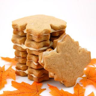 Maple Cream Cookies