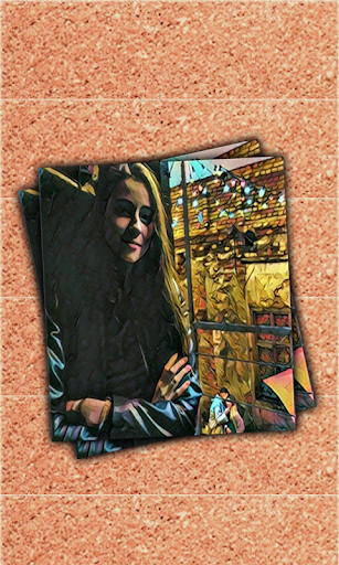 Prisma photo effects