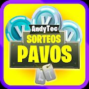 Sorteos de paVos y Gift Cards - AndyTec