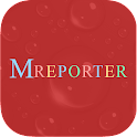 M Reporter icon