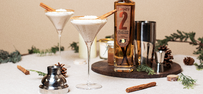 Great Cookies, Best Winter Cocktails