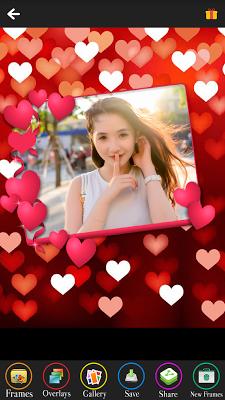 Heart Photo Frames - screenshot