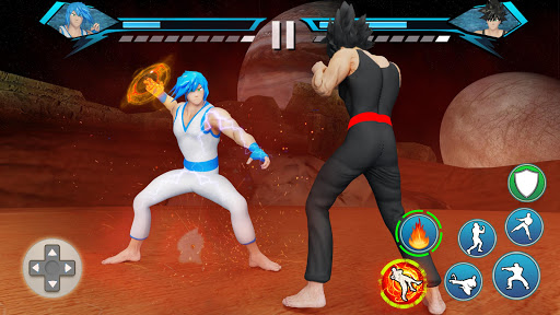 Karate king Fighting 2020: Super Kung Fu Fight android2mod screenshots 1