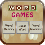 Word Games  Test and improve your Vocabulary