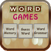 Word Games - Test and improve your Vocabulary