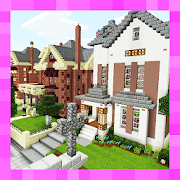 Map for MCPE Neighborhood megapolis Minecraft PE APK for Bluestacks