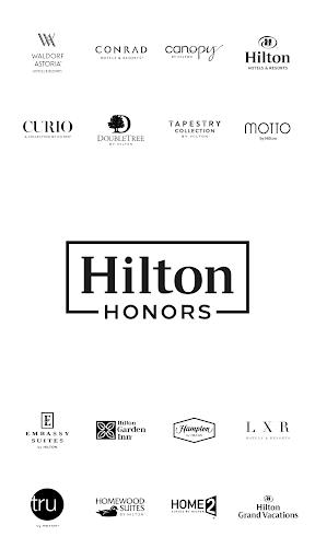 Hilton Honors 3.1.1 screenshots 1