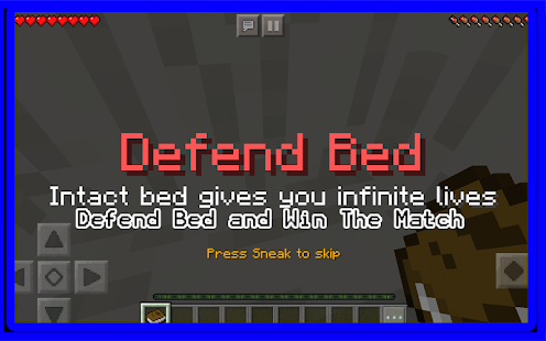 Bed Wars Maps for MCPE - náhled