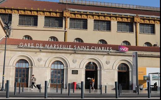 Chauffeur Carre VTC gare saint Charles Marseille