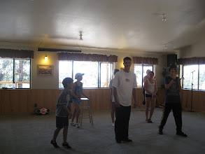 Photo: Improvisation Class