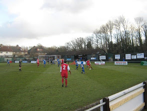 Photo: 20/02/10 v Tunbridge Wells (Kent Senior League Prem Div) 2-1 - contributed by Justin Holmes