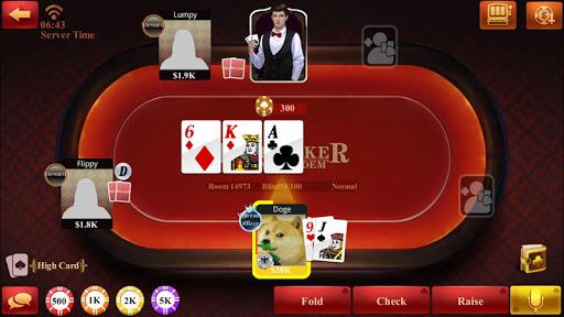 Free Poker-Texas Holdem 2.3.2.0 Mod screenshots 2