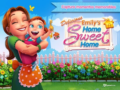 Delicious Emilys Home Sweet... Screenshot