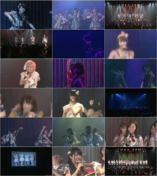 (LIVE)(公演) NMB48 チームM「RESET」公演 柴田優衣 卒業公演 160503