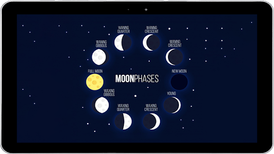 Download Moon Phase & Lunar Eclipse: Lunar Calendar For PC Windows and Mac apk screenshot 5