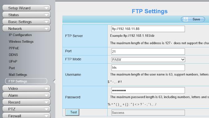 FOSCAM IP Cameras / FAQs