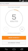 Screenshot of Sworkit Lite - Workout Trainer