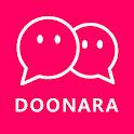 Doonara 두나라 - 일본인 친구 만나기 icon