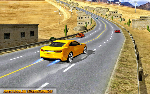 ud83cudfce Crazy Car Traffic Racing: crazy car chase 3.0 screenshots 8