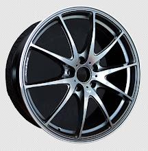 Photo: [RAYS VOLK RACING G25] 超軽量鍛造1ピースホイール http://www.ac.auone-net.jp/~ever_g/tire/index.html