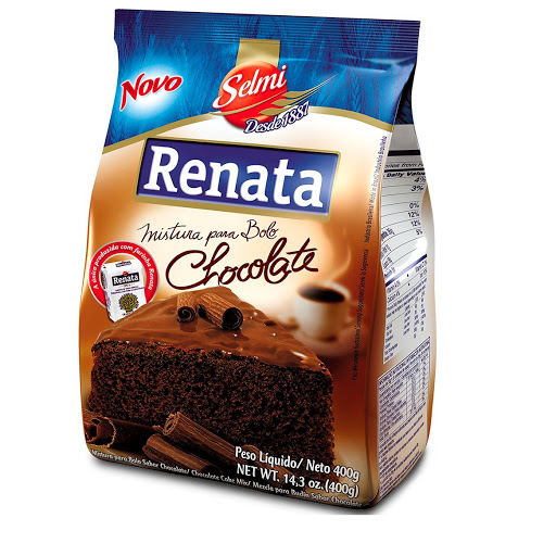 mezcla renata para tortas chocolate 400gr
