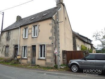 maison à La Chapelle-Taillefert (23)