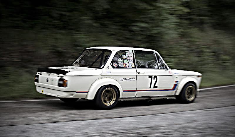 BMW 2002 tii di Sebastiano Pieri