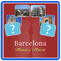 Barcelona Memory Match Game icon
