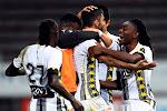 🎥 Charleroi-fans vergeten even corona en vieren stevig feestje met Bayat als orkestmeester