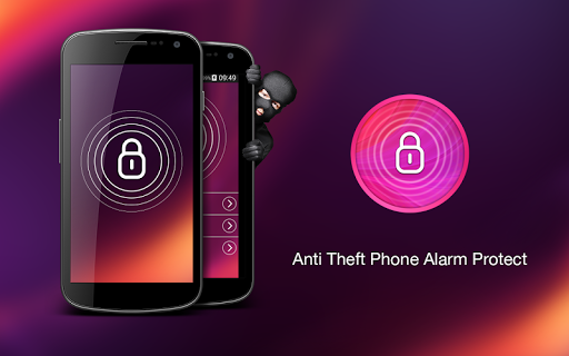 Anti Theft Phone Alarm Protect