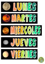 Photo: Mi semana planetas I