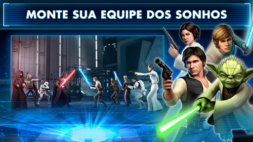 Star Wars : Galaxy of Heroes