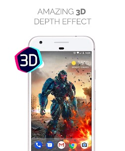 3D Parallax Background APK 1