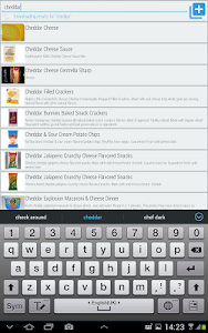 Visual Grocery Shopping List L screenshot 11