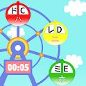 ドレミ観覧車 icon