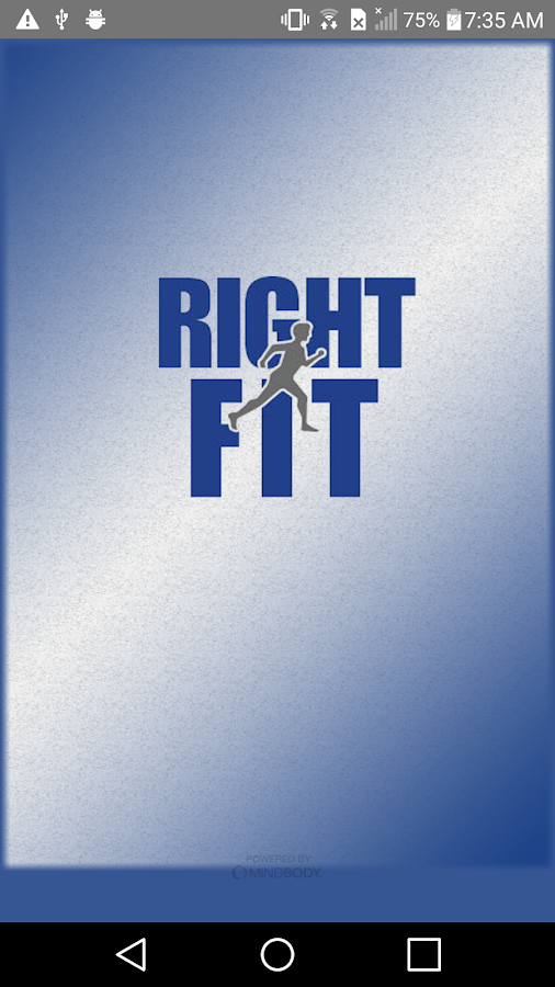 Right Fit Sports Fitness- screenshot