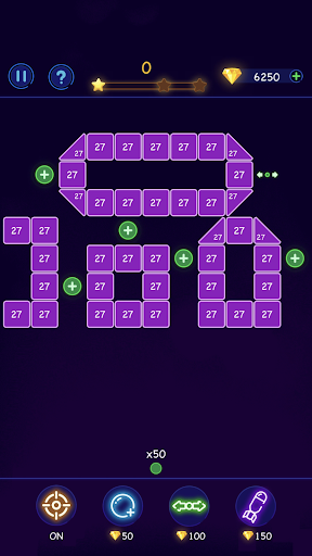 Bricks Breaker - Ball Crusher android2mod screenshots 6