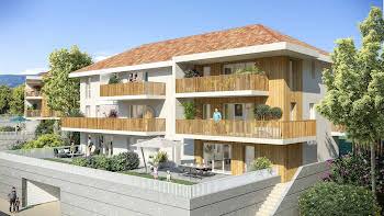 Appartement 2 pièces 45,98 m2