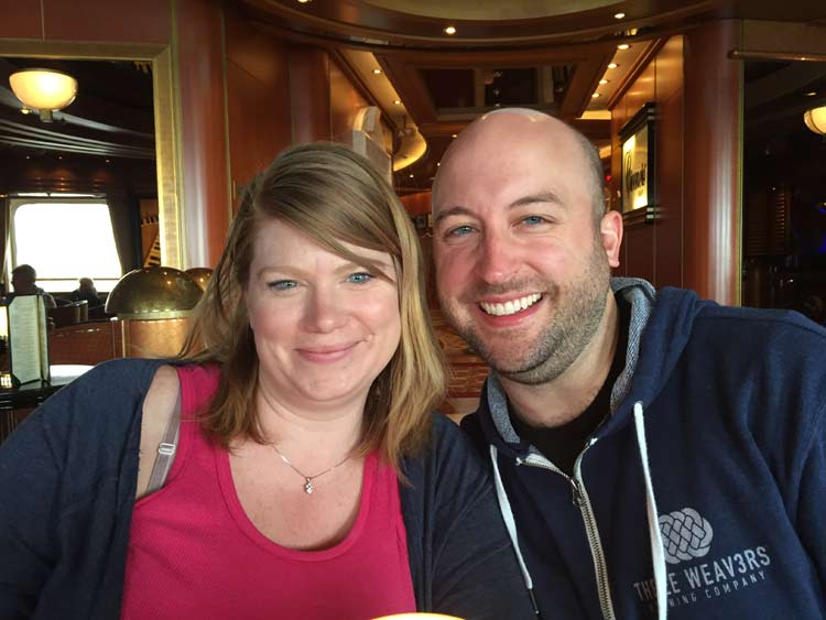 Lisa and Ben Waters:
