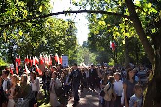 Photo: XIII Międzynarodowy Marsz Żywej Pamięci Polskiego Sybiru (6.09)