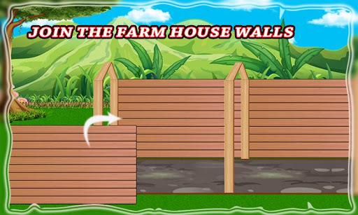 Build A Village Farmhouse: Construction Simulator screenshots 2