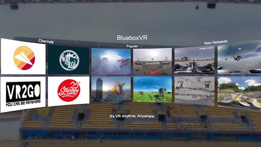玩免費運動APP|下載BlueboxVR Gear VR app不用錢|硬是要APP