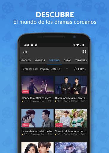 Viki: dramas coreanos, películas y TV asiática screenshot 2