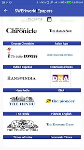 SWENworld - All India NEWS ePapers & eBooks - náhled