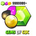 Gems for Clash calc - COC icon
