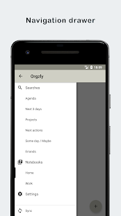 Orgzly: Notes & To-Do Lists- screenshot thumbnail