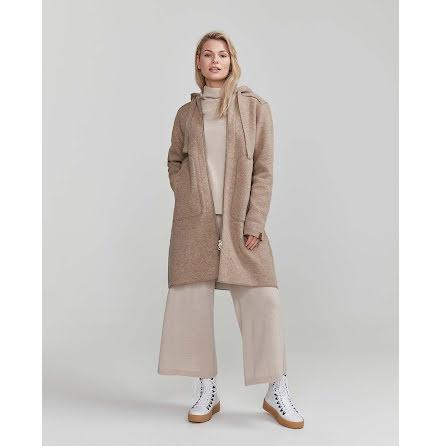 Holebrook Amber coat khaki melange