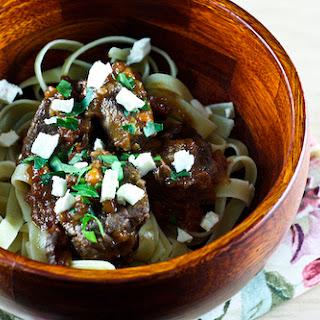 Greek Beef Casserole